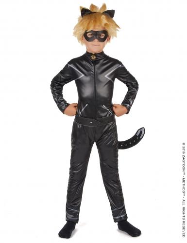 Disfarce Miraculous™ Gato Noir menino-1
