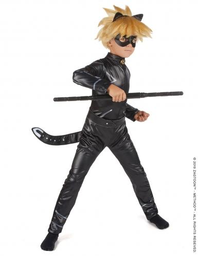 Disfarce Miraculous™ Gato Noir menino-2