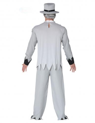 Disfarce noivo fantasma homem-1