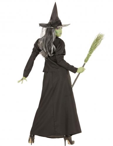 Disfarce bruxa do sótão mulher-2
