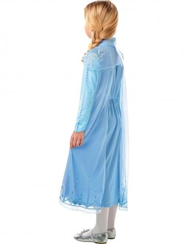 Disfarce Elsa Frozen 2™ menina-2