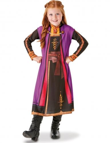 Disfarce Anna Frozen 2™ menina