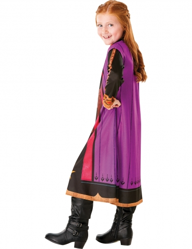 Disfarce Anna Frozen 2™ menina-2