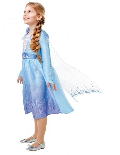 Disfarce clássico Elsa Frozen 2™ menina-1