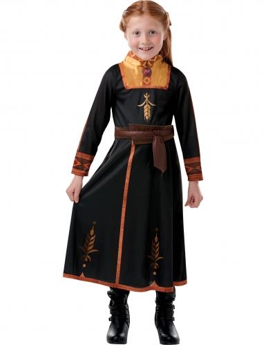 Disfarce clássico Anna Frozen 2™ menina-2