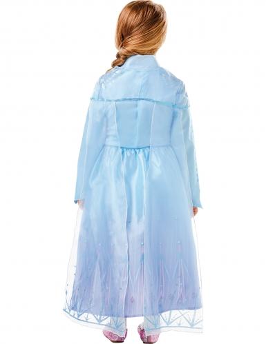 Disfarce luxo Elsa Frozen 2™ menina-1