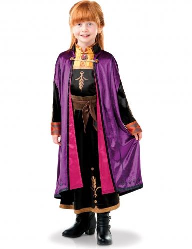 Disfarce luxo Anna Frozen 2™ menina