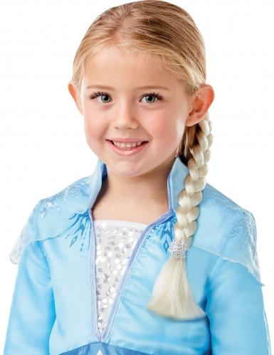 Caixa presente disfarce e trança Elsa Frozen 2™-1