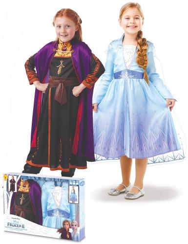 Caixa presente Elsa e Anna Frozen 2™ menina