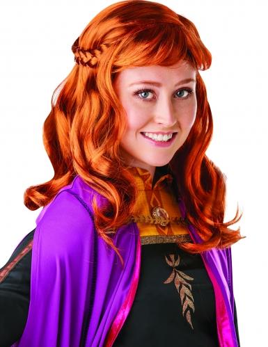 Peruca Anna Frozen 2™ mulher
