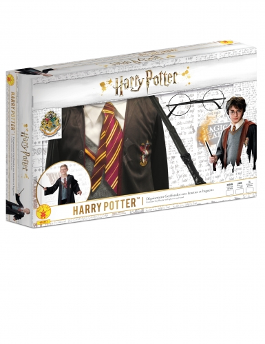 Caixa presente disfarce e acessórios Harry Potter™-1