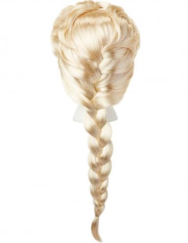 Peruca luxo Elsa Frozen 2™ menina-1