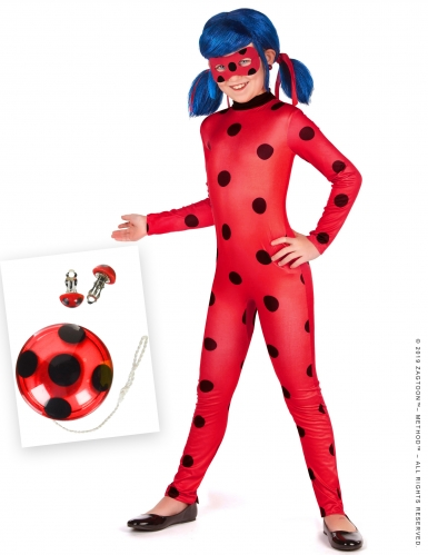 Pack disfarce Ladybug™ Miraculous™