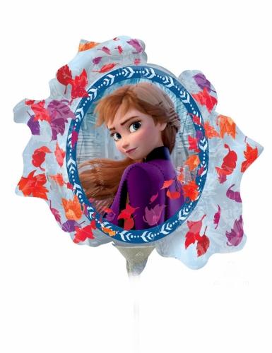 Balão alumínio Elsa e Anna Frozen 2™ 36 cm-1