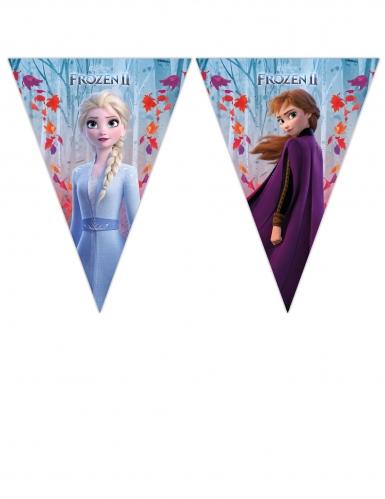 Grinalda bandeirolas Frozen 2 - O Reino do Gelo™ 230x 25 cm