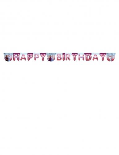 Grinalda Happy Birthday Frozen 2™ 200 x 16 cm-1
