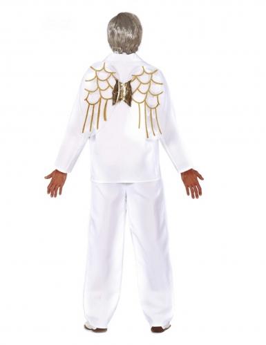 Disfarce senhor anjo homem-1