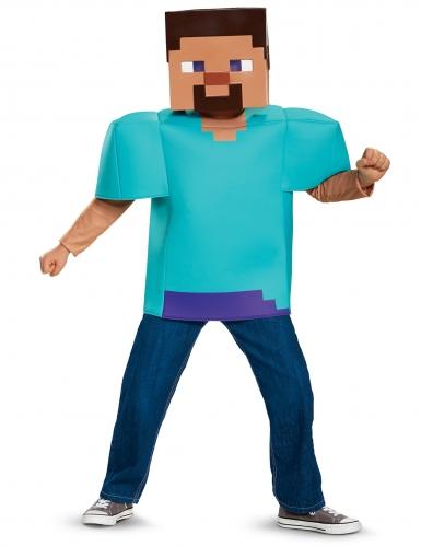 Disfarce clássico Steve Minecraft™ criança
