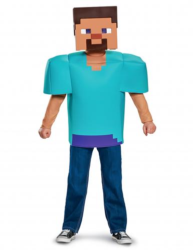 Disfarce clássico Steve Minecraft™ criança-1