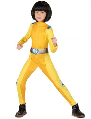 Disfarce espia amarela menina-1