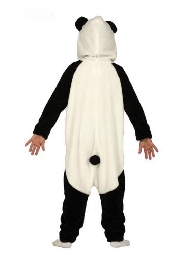 Disfarce macacão panda criança-1