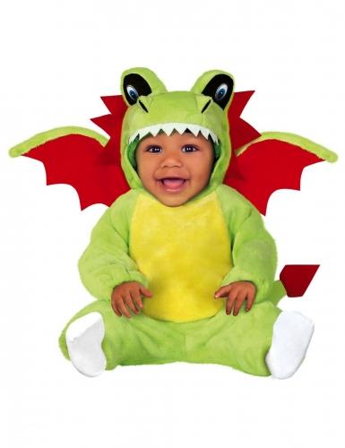 Disfarce dragão bebé
