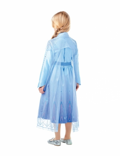 Disfarce premium Elsa Frozen 2™ menina-1