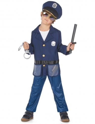 Casaco de polícia criança