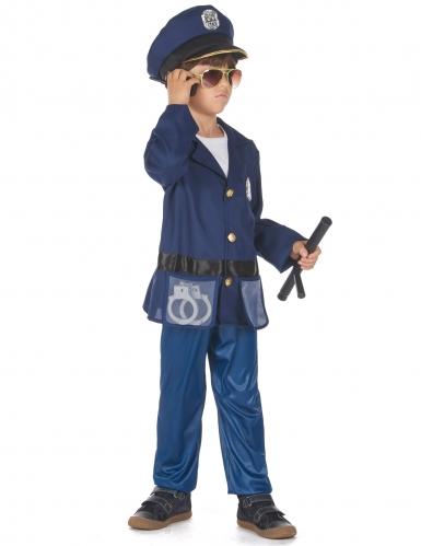 Casaco de polícia criança-1