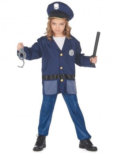 Casaco de polícia criança-2