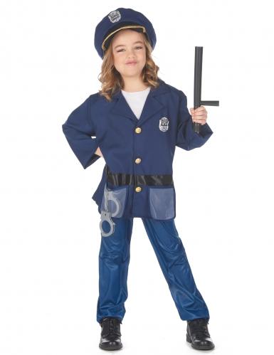 Casaco de polícia criança-3
