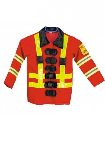 Disfarce bombeiro com acessórios criança-1