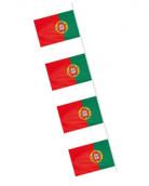 Grinalda bandeira de Portugal
