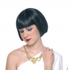 Peruca de Cleópatra mulher