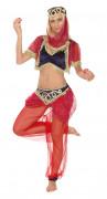 Disfarce de dançarina oriental