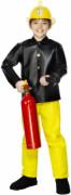Disfarce de bombeiro para rapaz