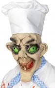 Máscara de terror de chefe cozinheiro Halloween