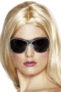 Óculos de estrela para adulto