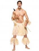 Disfarce guerreiro Zulu