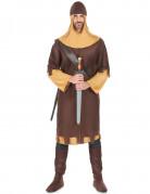 Disfarce de guerreiro medieval