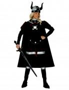 Disfarce de viking para mulher