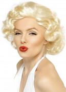 Peruca Marilyn Monroe™ para mulher