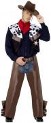 Disfarce de cowboy para homem