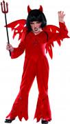 Disfarce diabinha rapariga Halloween