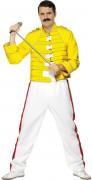 Disfarce de Freddie Mercury Queen™ para homem