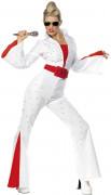 Disfarce de Elvis Presley™ para mulher