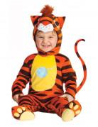 Disfarce de tigre para bebé
