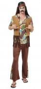 Disfarce Hippie para Homem
