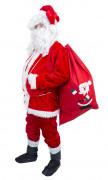 Disfarce Pai Natal homem