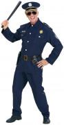 Disfarce de polícia homem
